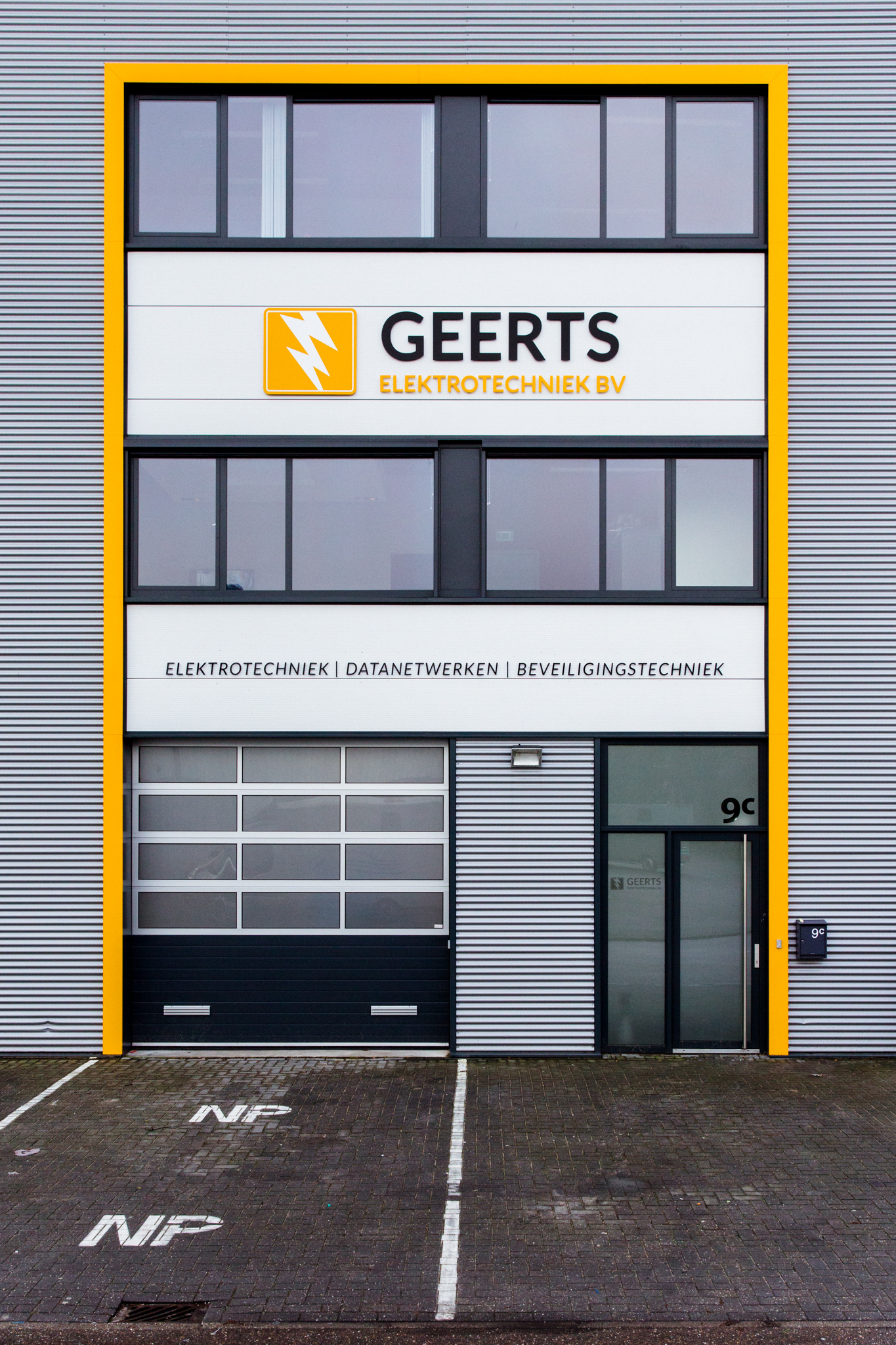 Geerts – Pand